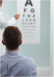 diabetes eye sight